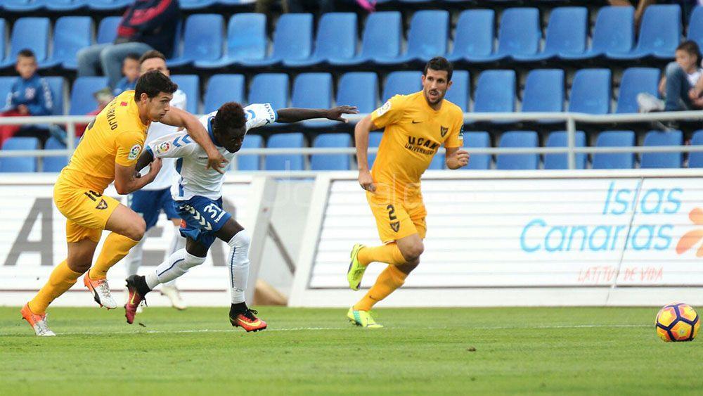 El 'uno por uno' del CD Tenerife contra UCAM Murcia