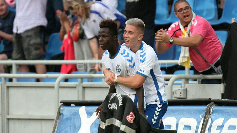 Así vivimos la victoria del CD Tenerife contra UCAM Murcia