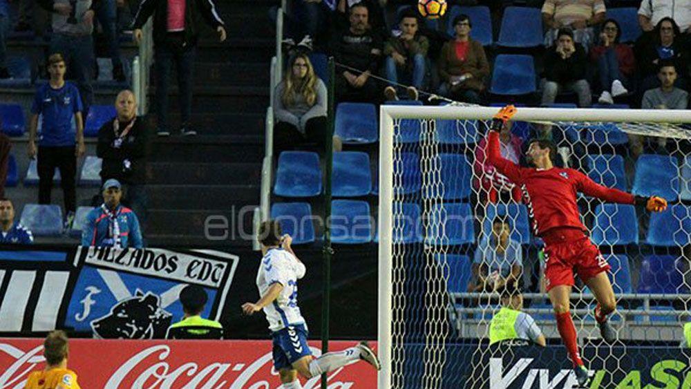 Así recogió la prensa el triunfo del CD Tenerife ante UCAM Murcia