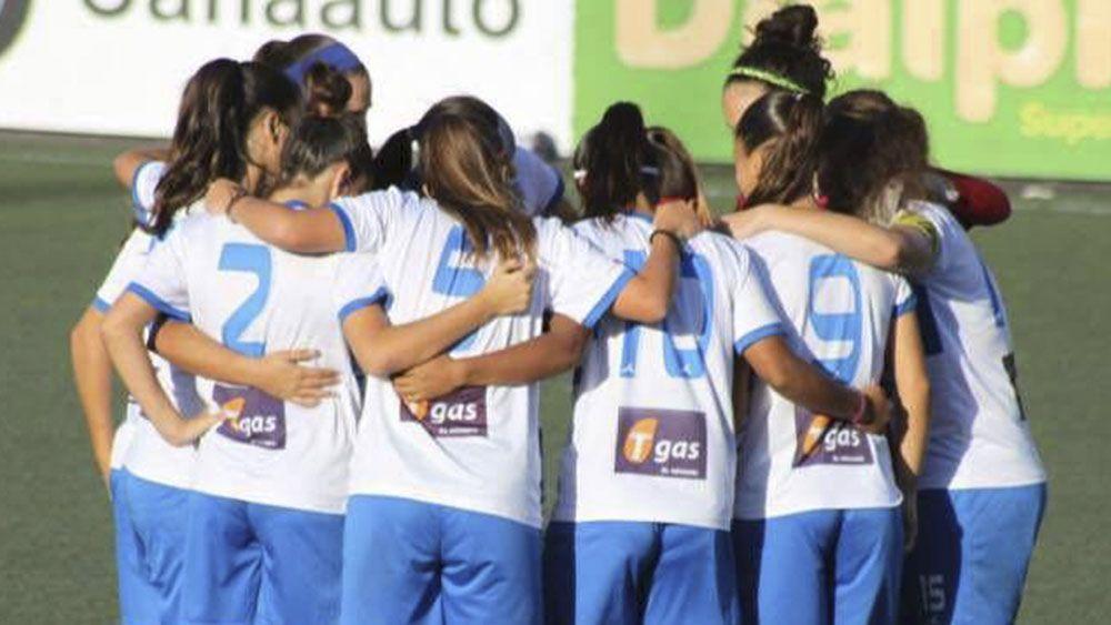 La UDG Tenerife B afronta un partido vital hacia el título de Segunda