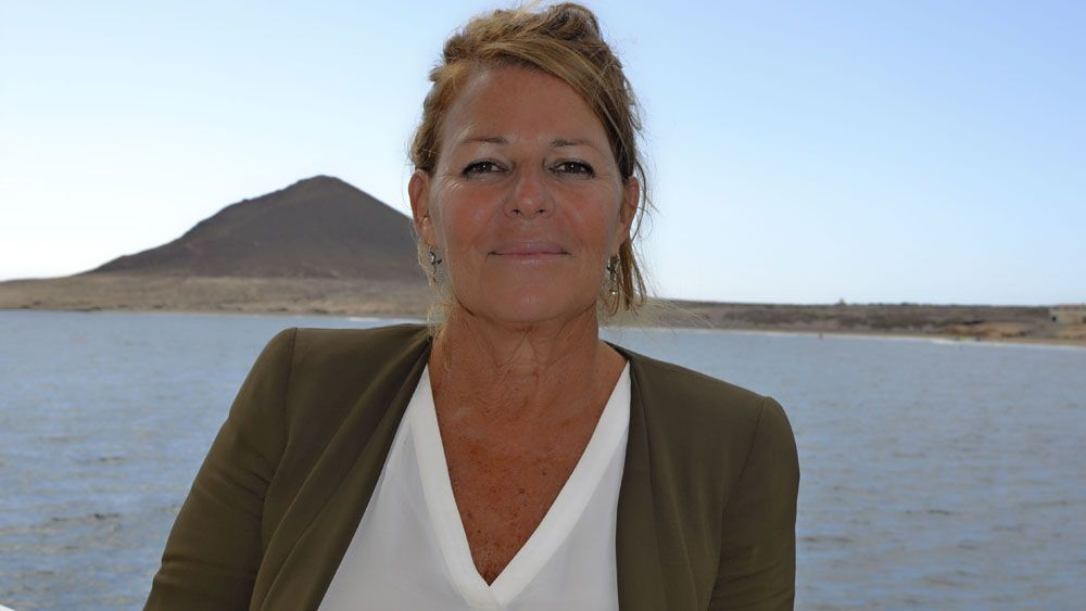 "Gloria Rivero: ""Estoy entusiasmada con la UDG Tenerife"""