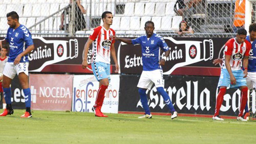 Iriome avisa al CD Tenerife con goles decisivos para su equipo