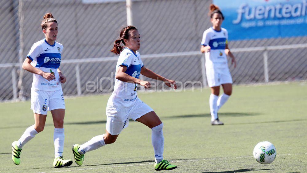 La UDG Tenerife, a un solo punto de igualar su puntuación de la primera vuelta 15-16