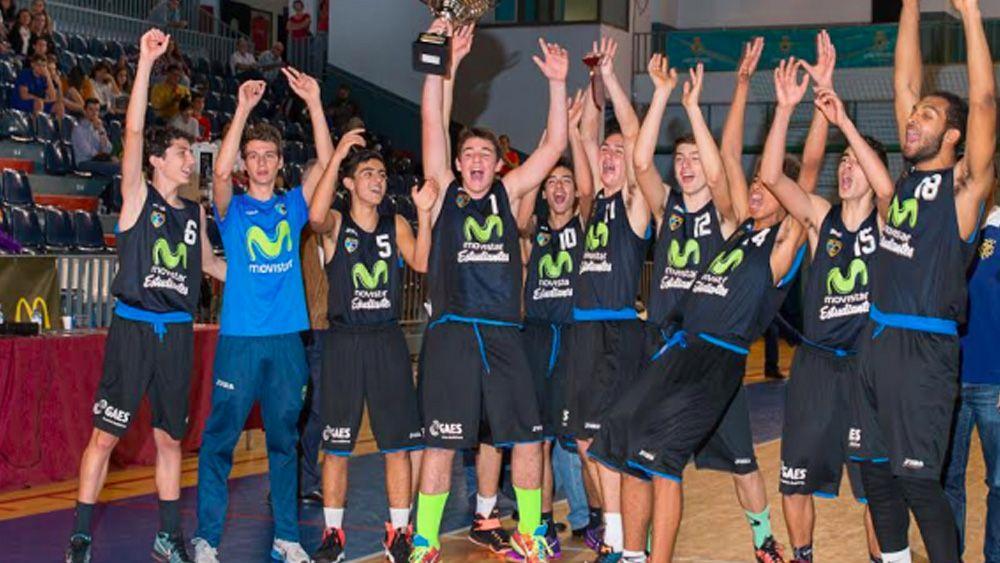 El Torneo Internacional sub-15 'Isla de Tenerife-Ciudad de Santa Cruz' contará con cuatro equipos europeos