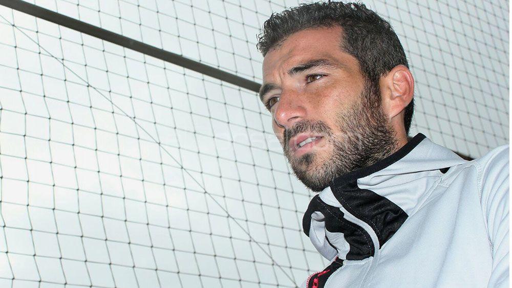"""Iñaki: """"El Tenerife no puede conformarse con la permanencia, tenemos que aspirar a estar arriba"""""""
