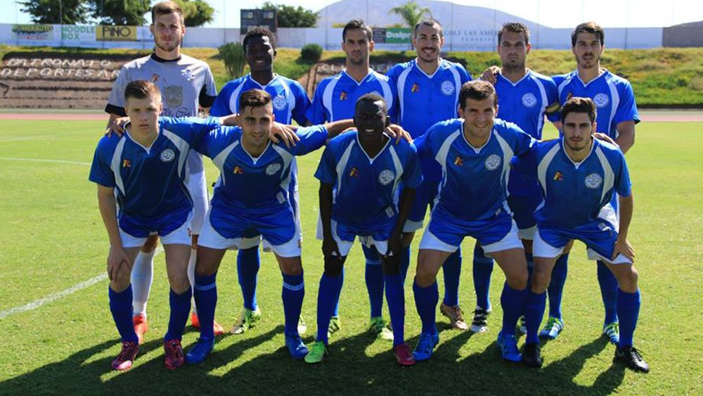 Marino-Unión Sur Yaiza, plato fuerte de la decimosexta jornada de Tercera