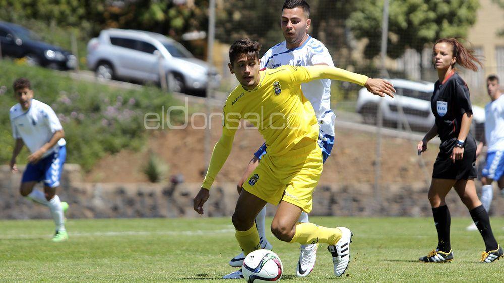 Las Palmas Atlético pone la directa y Marino y Tenerife B abandonan zona de playoff