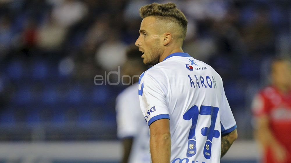 Aarón Ñíguez vuelve a celebrar un gol tres años después