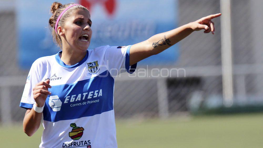 Natalia fútbol femenino