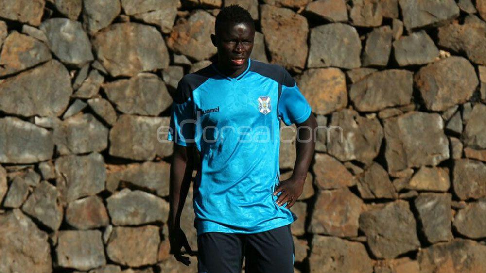 La suerte de Younousse Diop al llegar al CD Tenerife