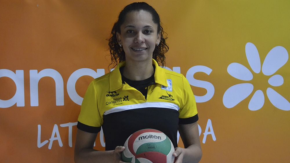Renata Benedito regresa al CV Aguere