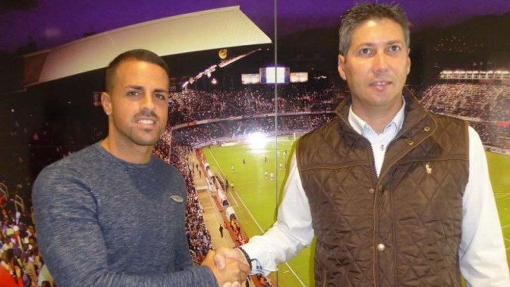 Vitolo, una temporada más vinculado al CD Tenerife