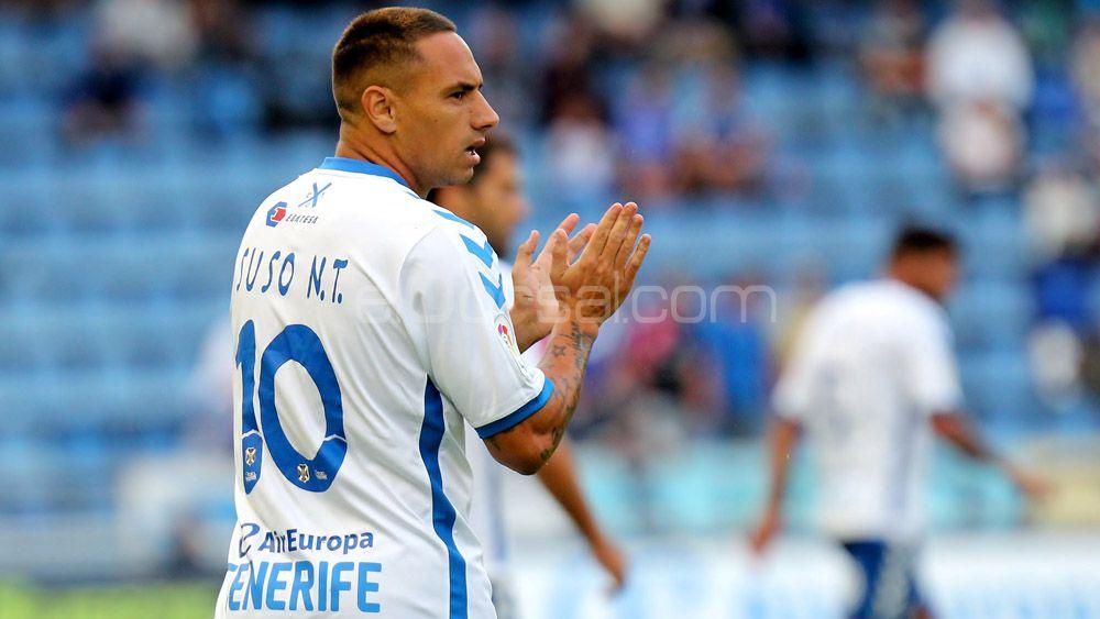 Suso, duda para el CD Tenerife – Reus