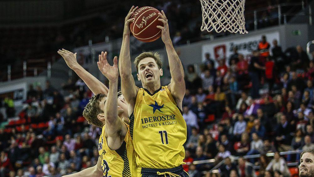 Un irreconocible Iberostar Tenerife cae frente a Basket Zaragoza por 12 puntos