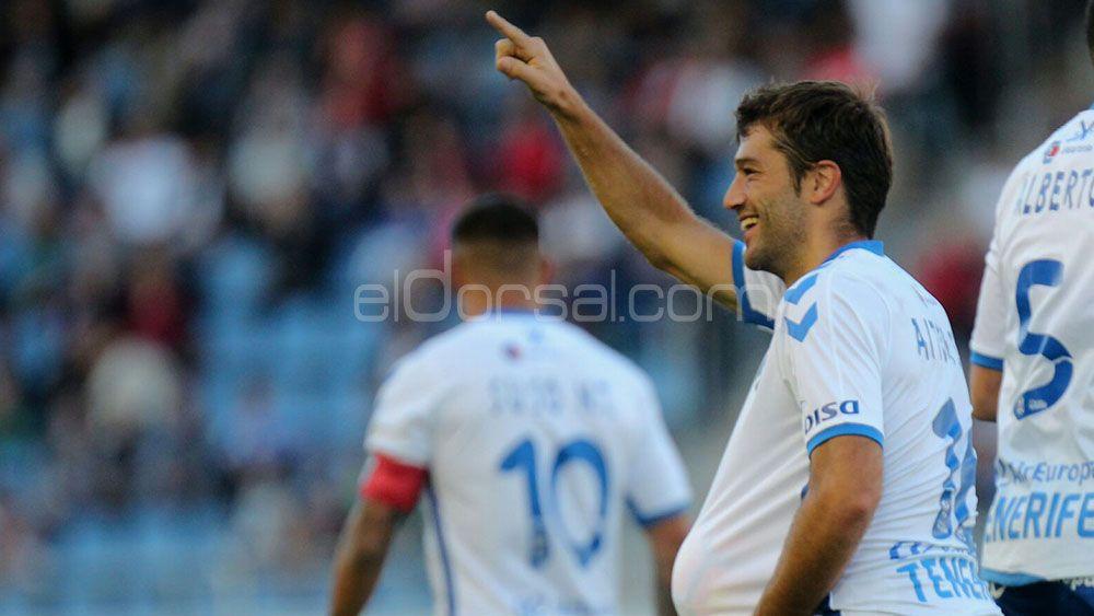 Así vivimos el empate entre el CD Tenerife y la SD Huesca