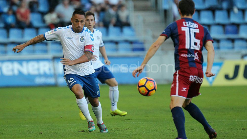 ¿Quién fue el mejor del CD Tenerife ante la SD Huesca?