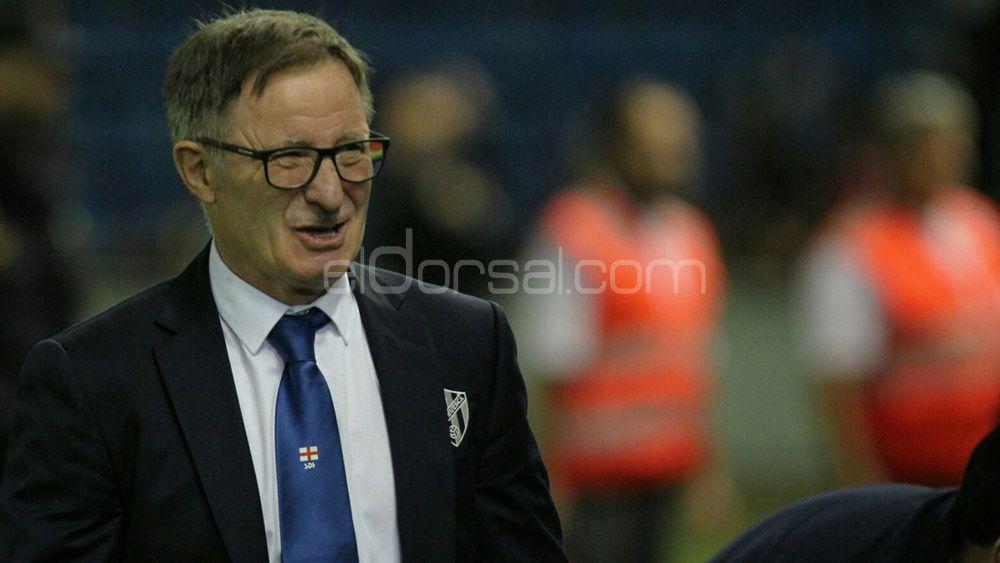 """Anquela: """"Si hubiéramos ganado al CD Tenerife no hubiese sido injusto"""""""