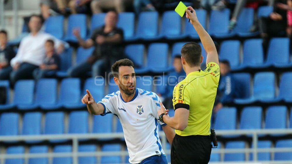 Carlos Ruiz, baja para recibir al Real Zaragoza