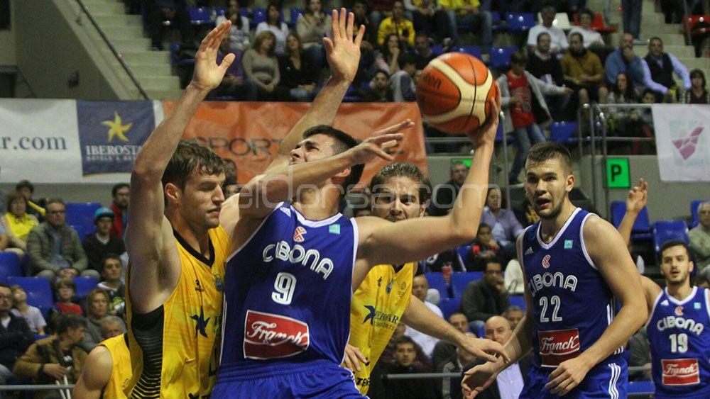 Así vivimos el triunfo de Iberostar Tenerife ante KK Cibona
