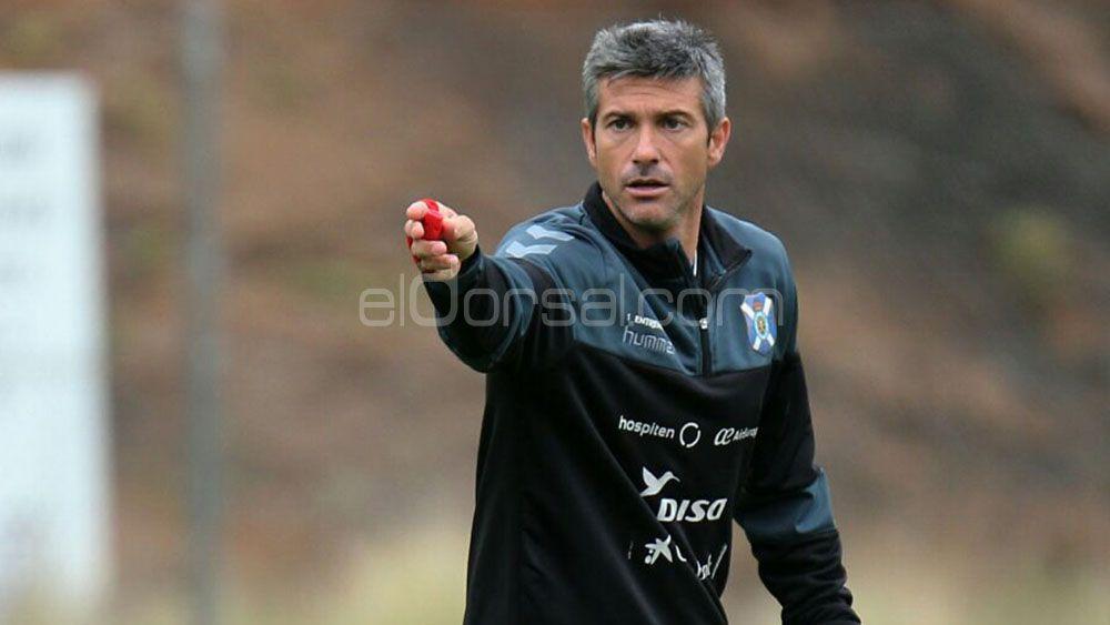 Martí, entrenador