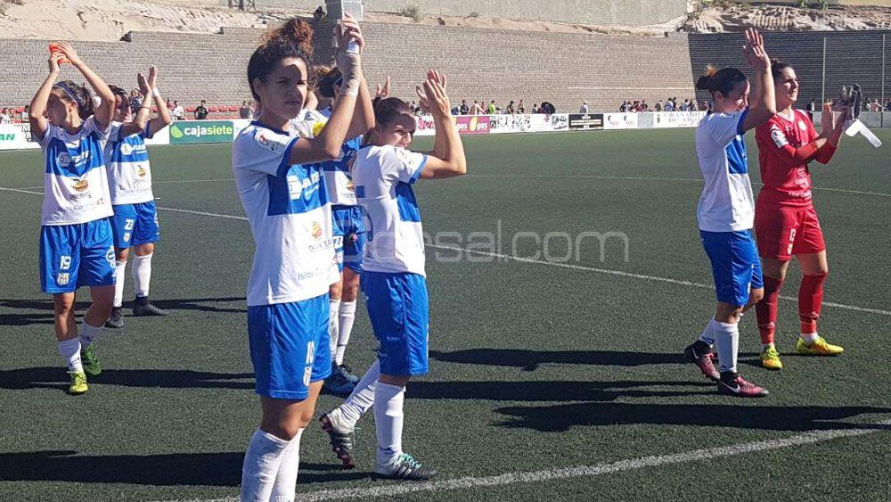 La UDG Tenerife suma un histórico empate ante el todopoderoso Atlético de Madrid