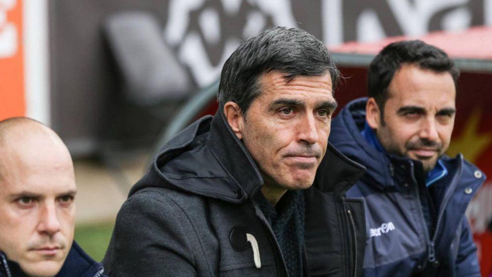 """López Muñiz: """"El CD Tenerife juega muy bien al fútbol cuando tiene el balón"""""""