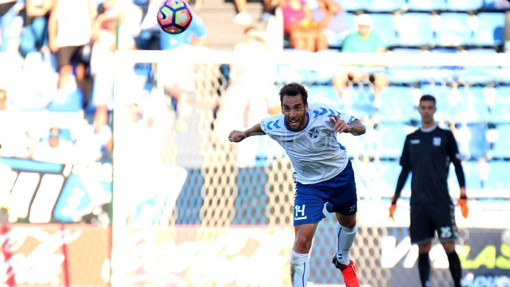 El CD Tenerife, uno de los reyes del empate en Segunda División