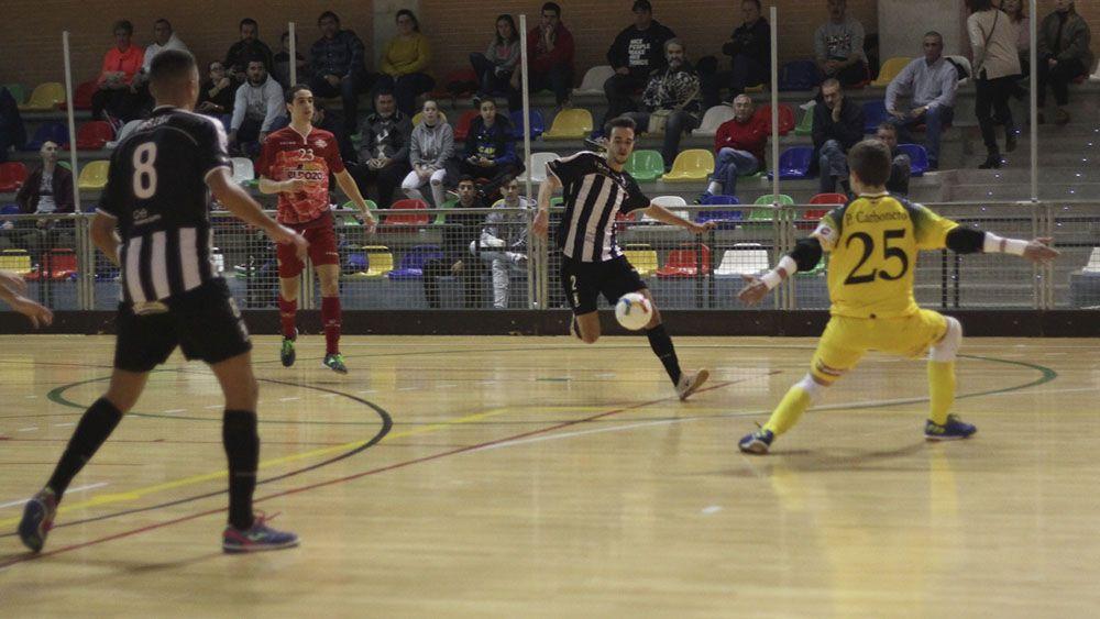 fútbol sala, segunda división