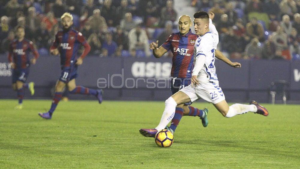 Así vivimos la derrota del CD Tenerife ante el Levante UD