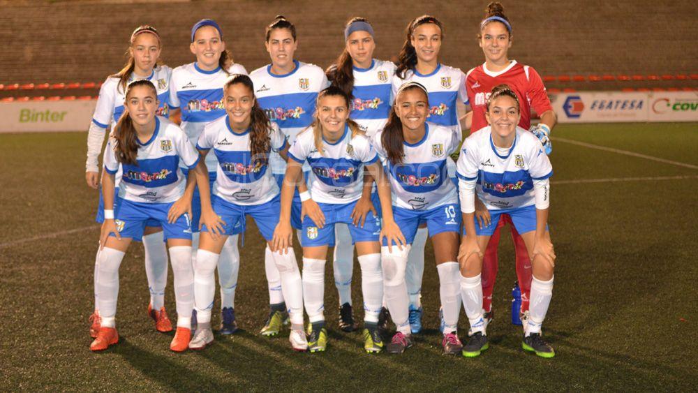 La UDG Tenerife B, campeón de invierno en la Segunda División Femenina