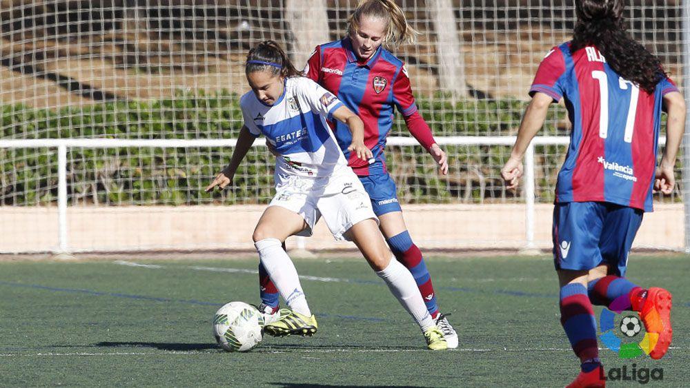 """Virgy García: """"El penalti fue dudoso, pero no podemos decir que perdimos por eso"""""""