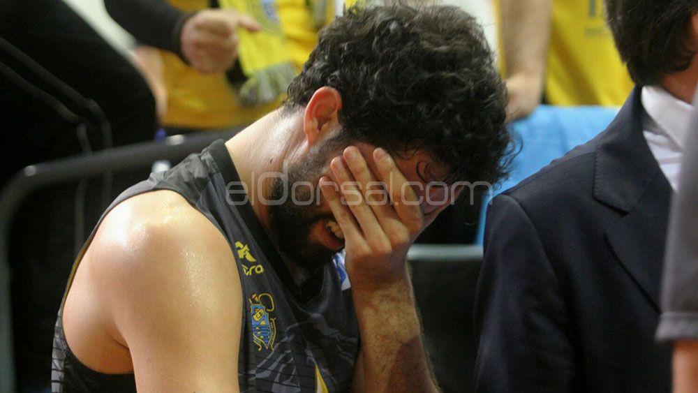 """Beirán: """"Volveré siendo mejor jugador"""""""