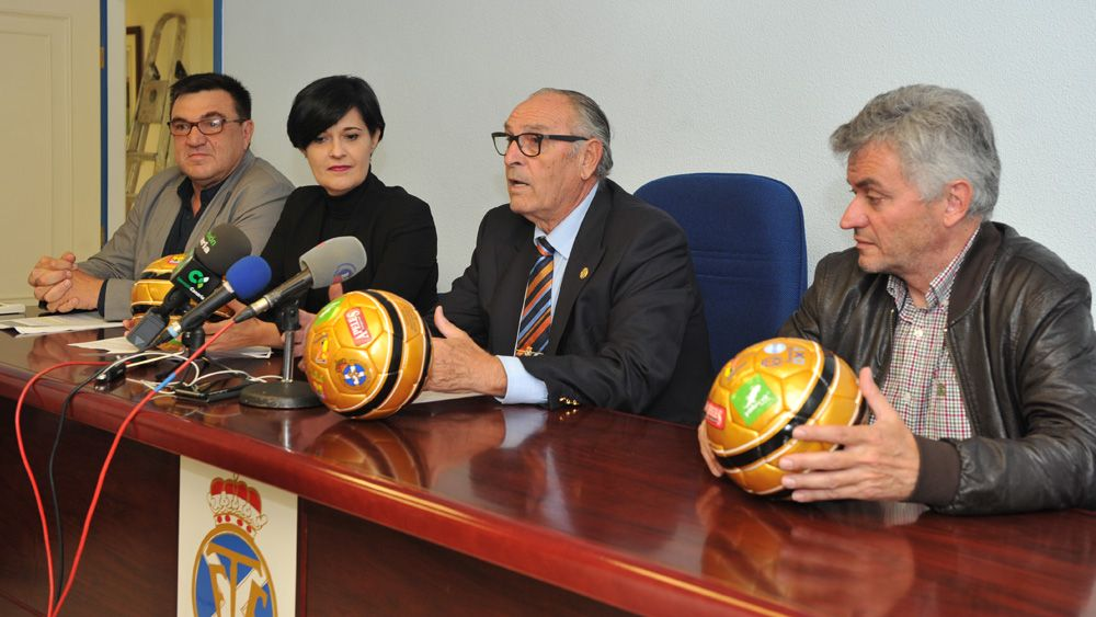 Arranca el III Trofeo Balón de Oro a la Deportividad con la participación de más de 1.600 equipos