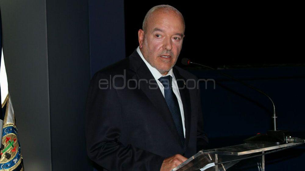 """Miguel Concepción: """"Entiendo que Ángel Torres esté nervioso"""""""