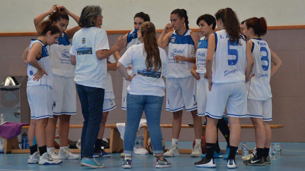 La UDG Tenerife se mide al Náutico en la quinta jornada