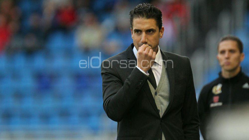 """Velázquez: """"El CD Tenerife es un equipo rocoso y bien organizado, ha respondido muy bien a la baja de Amath"""""""