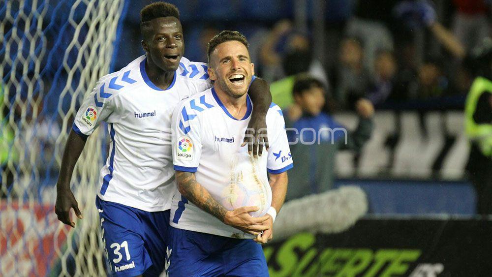 Las grandes jugadas del CD Tenerife para ganar a la AD Alcorcón