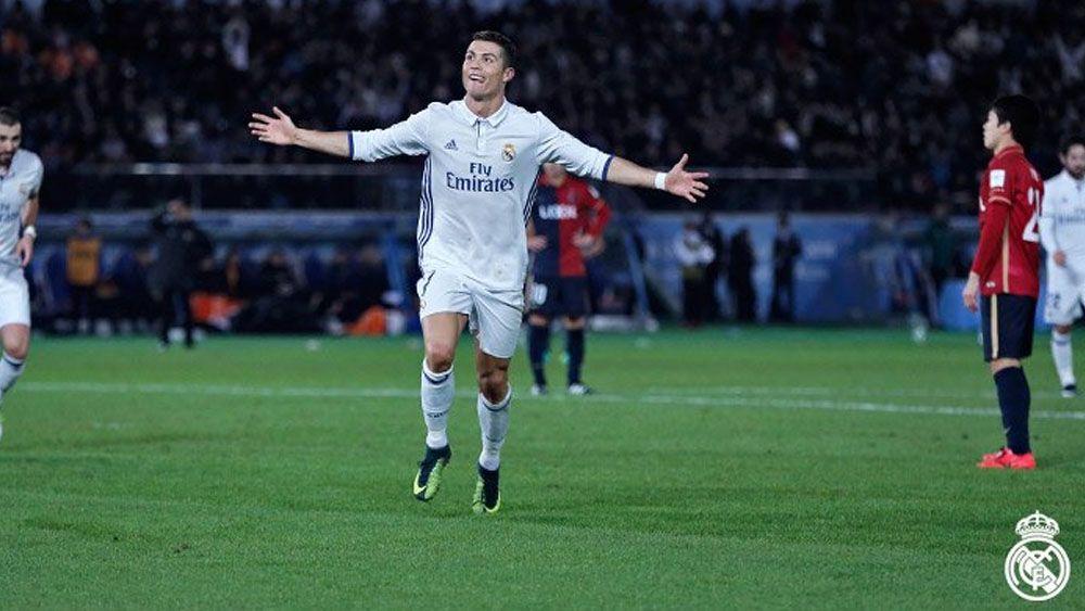 El CD Tenerife felicita al Real Madrid por ganar el Mundial de Clubes