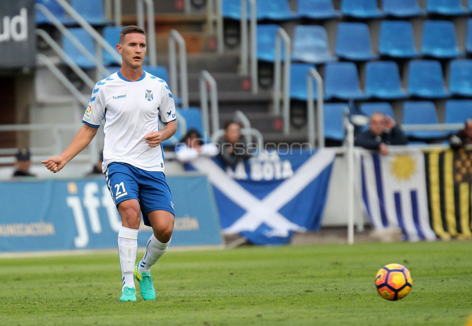 Jorge Sáenz CD Tenerife