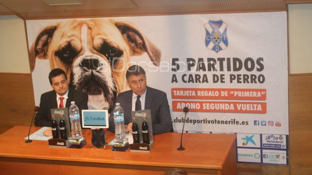 "Víctor Pérez Borrego: ""El equipo está despertando buenas expectativas"""
