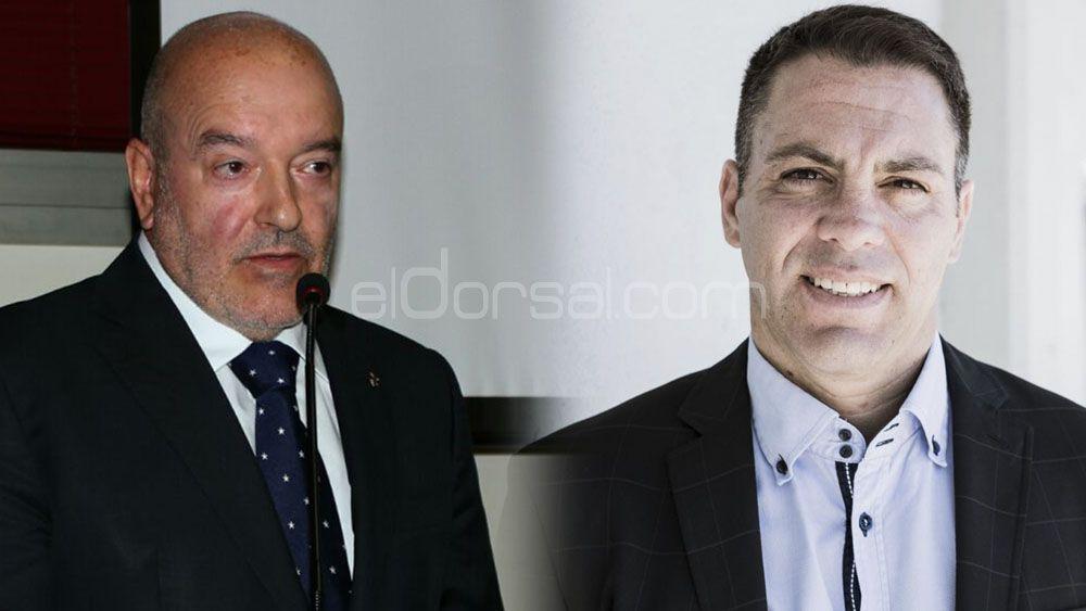 El CD Tenerife y Pier Luigi Cherubino firman la paz
