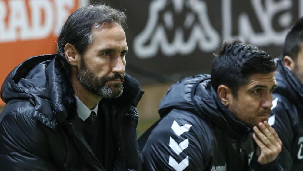 Vicente Moreno dimite como técnico del Nàstic de Tarragona