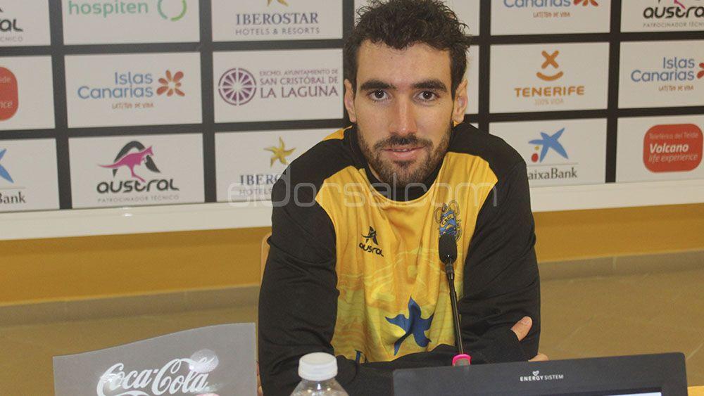 """Ferrán Bassas: """"Ganar un derbi siempre te da confianza"""""""