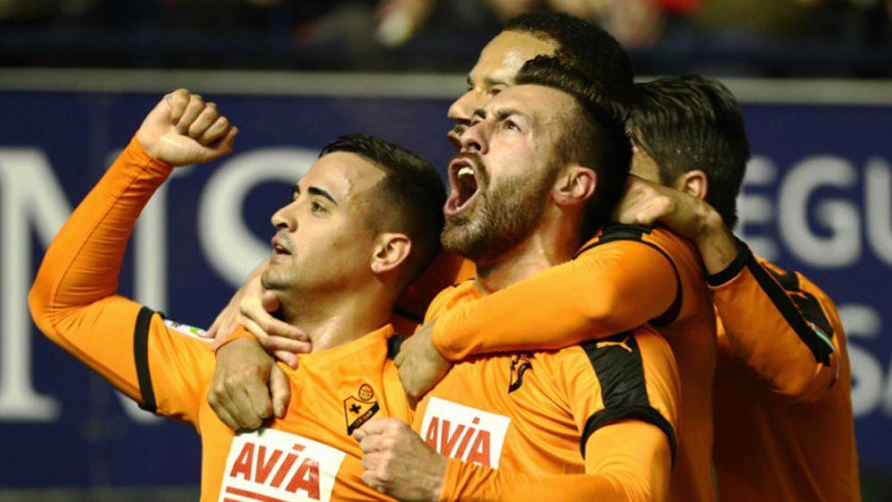 Nano se reivindica viendo portería en Copa del Rey