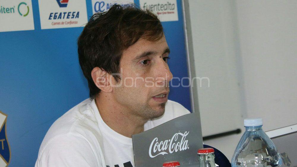 """Cámara: """"No creo que el árbitro se equivocara adrede en contra del CD Tenerife"""""""