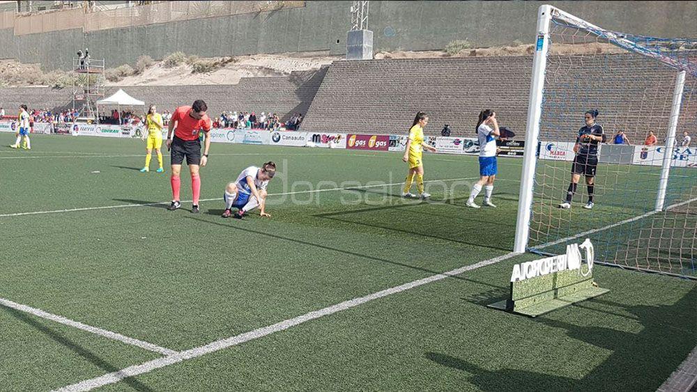Ana González, fútbol femenino