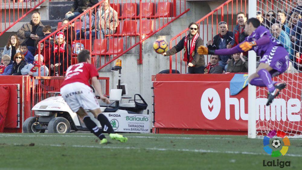 Así vivimos el empate entre Nástic y CD Tenerife