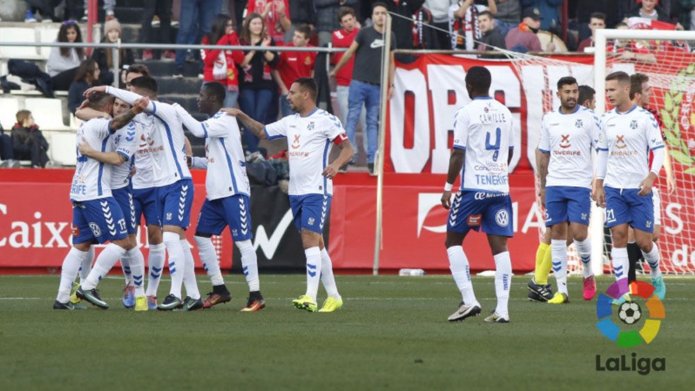 El gol de Cristo González y las grandes paradas de Dani Hernández