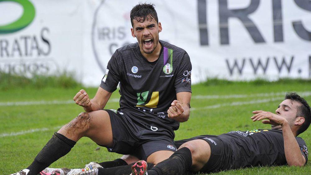 El tinerfeño Airam Benito, otra vez decisivo para el Atlético Mancha Real