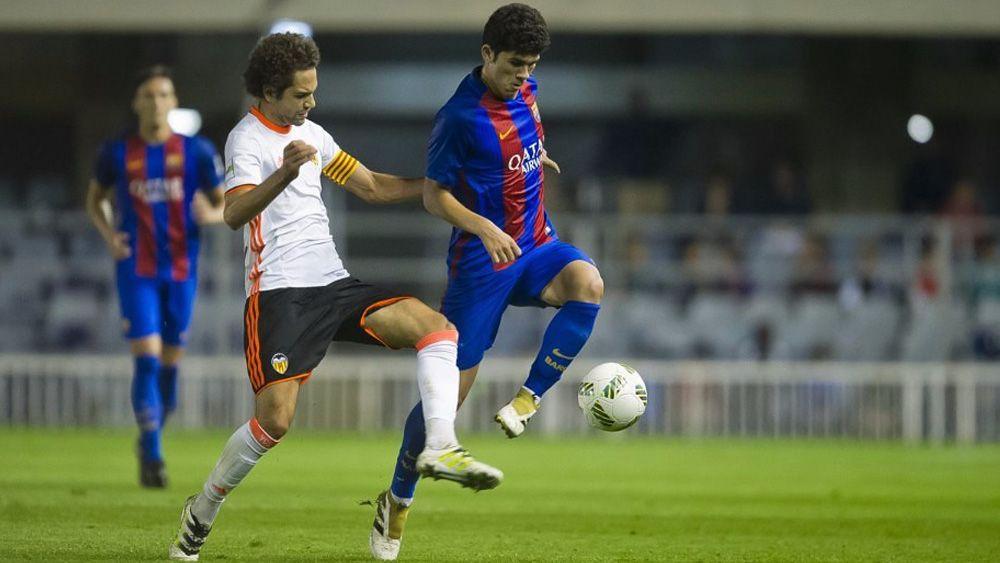 El CD Tenerife va a por Quim Araujo, del Valencia Mestalla